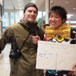突撃空港インタビュー!「東京オリンピックどう思う?」と外国人観光客のみなさんにインタビューしてみた