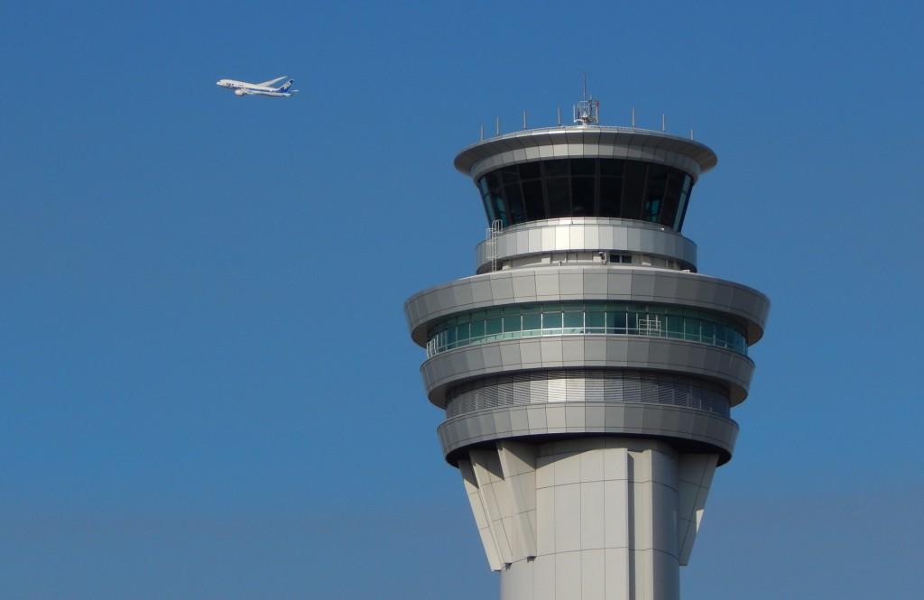 管制塔787