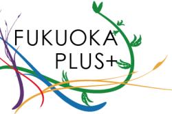 FUKUOKA PLUS+ロゴ