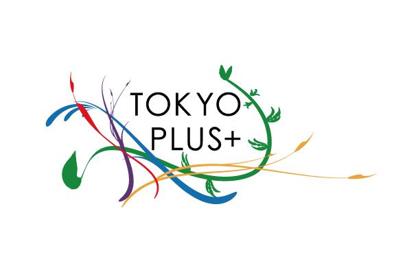 TOKYO PLUSロゴ