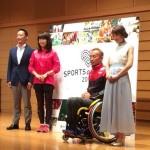 健常者と障がい者のイベント「スポーツ・オブ・ハート」が今年も開催!!記者会見に参戦してきた。廣道 純&高橋尚子&鈴木奈々&長谷部健