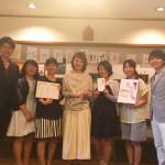 山梨を日本に、世界にPR。山梨美女がコンテストでグランプリ受賞